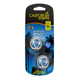 California Scents Mini Diffuser New Car