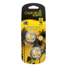 California Scents Mini Diffuser Golden State Delight